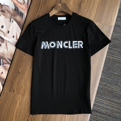 Moncler T-Shirts Short Sleeved For Men #845299