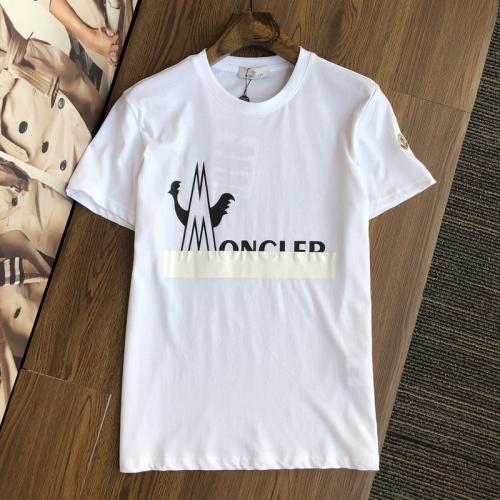Moncler T-Shirts Short Sleeved For Men #845300
