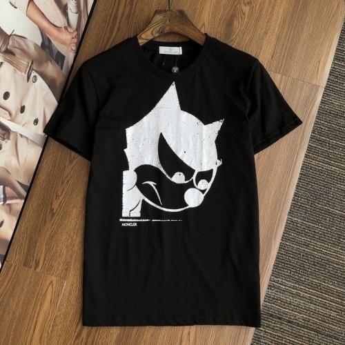 Moncler T-Shirts Short Sleeved For Men #845305