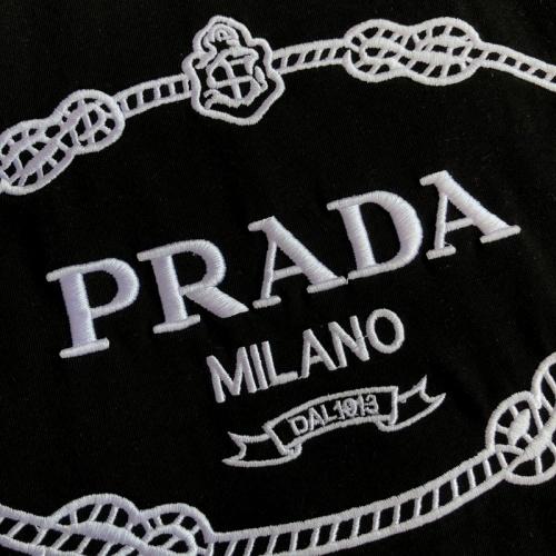 Replica Prada T-Shirts Short Sleeved For Men #845310 $27.00 USD for Wholesale