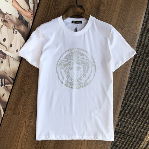 Versace T-Shirts Short Sleeved For Men #845320