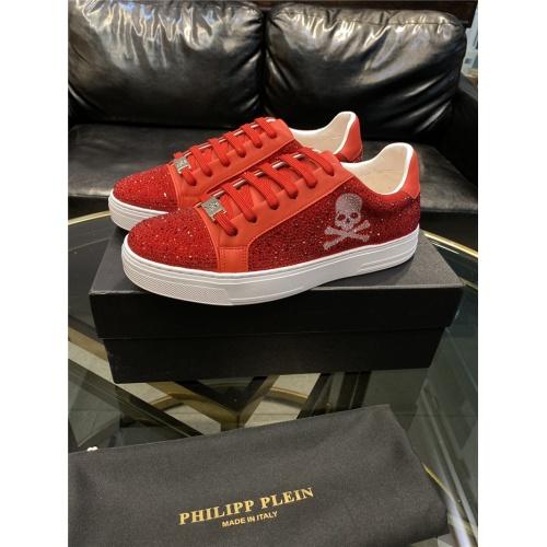 Philipp Plein Shoes For Men #845339 $82.00 USD, Wholesale Replica Philipp Plein Shoes