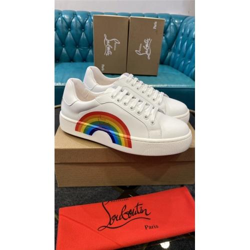 Christian Louboutin Fashion Shoes For Men #845344