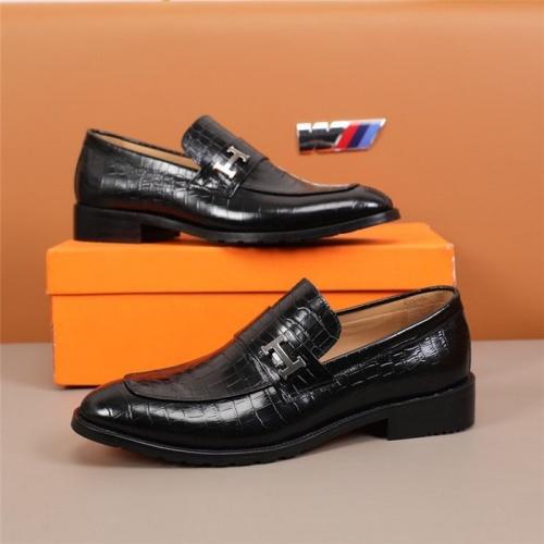 Hermes Leather Shoes For Men #845411