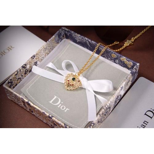 Christian Dior Necklace #845429 $29.00, Wholesale Replica Christian Dior Necklace