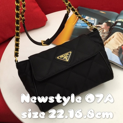 Prada AAA Quality Messeger Bags For Women #845480