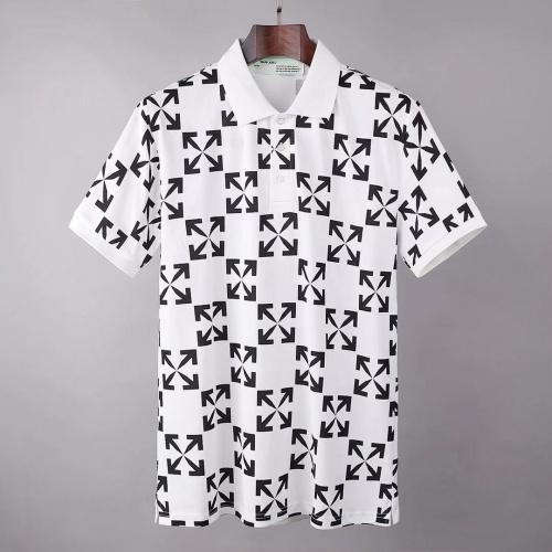 Off-White T-Shirts Short Sleeved For Men #845482