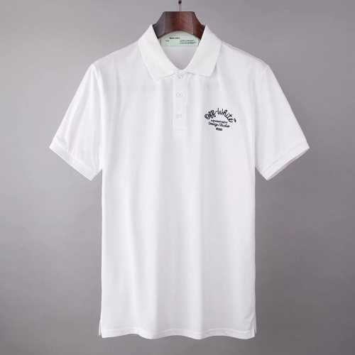 Off-White T-Shirts Short Sleeved For Men #845487