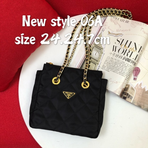 Prada AAA Quality Messeger Bags For Women #845489