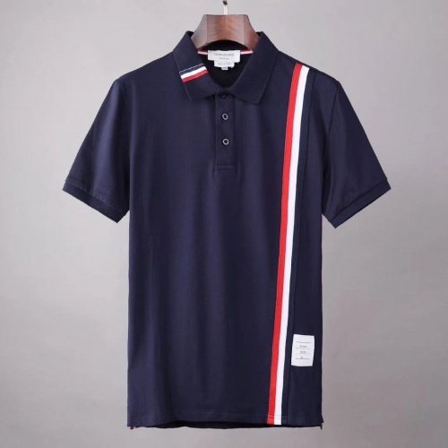 Thom Browne TB T-Shirts Short Sleeved For Men #845490