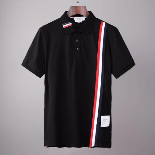 Thom Browne TB T-Shirts Short Sleeved For Men #845491