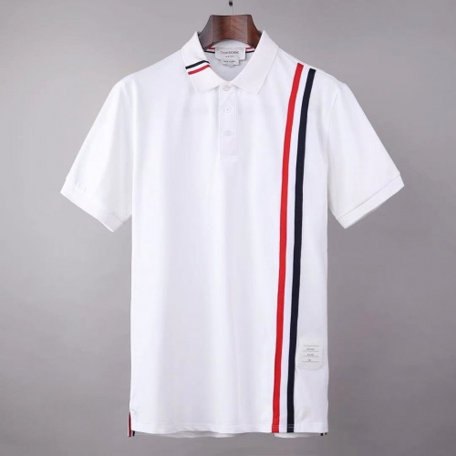 Thom Browne TB T-Shirts Short Sleeved For Men #845492