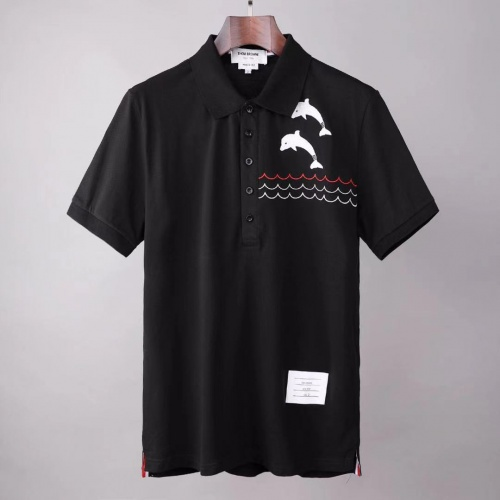 Thom Browne TB T-Shirts Short Sleeved For Men #845496