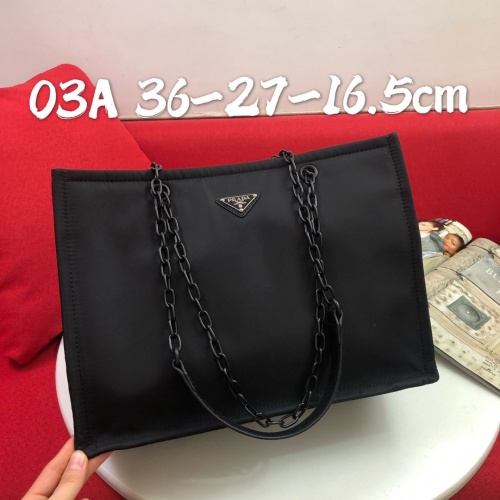 Prada AAA Quality Handbags For Women #845497