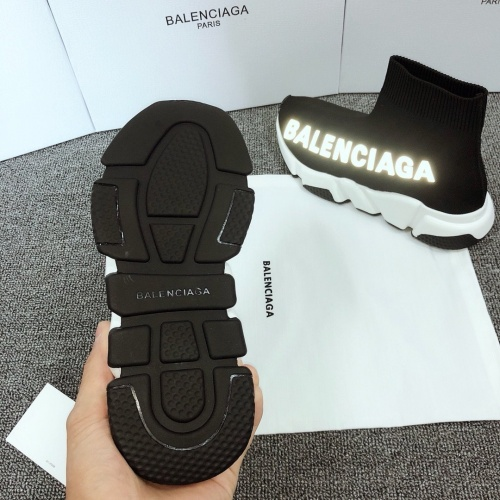 Replica Balenciaga Boots For Women #845505 $78.00 USD for Wholesale