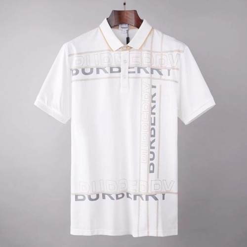 Burberry T-Shirts Short Sleeved For Men #845509