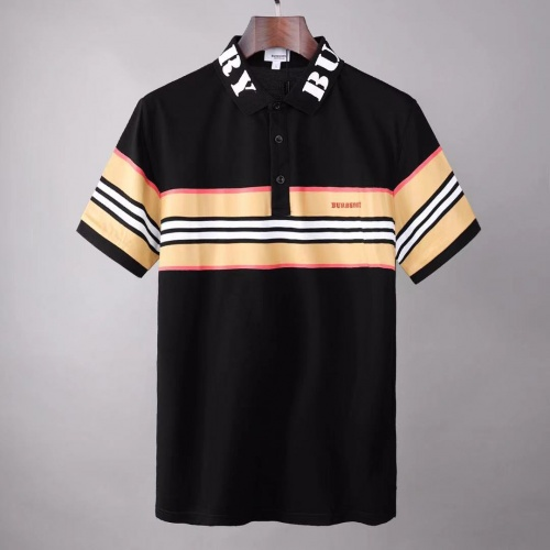Burberry T-Shirts Short Sleeved For Men #845510