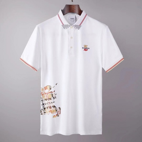 Burberry T-Shirts Short Sleeved For Men #845513