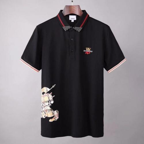 Burberry T-Shirts Short Sleeved For Men #845515