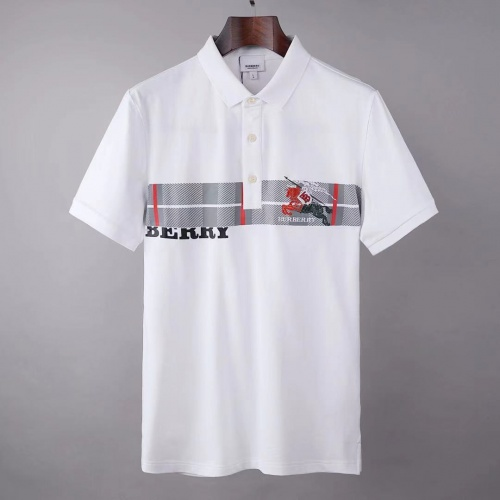 Burberry T-Shirts Short Sleeved For Men #845516