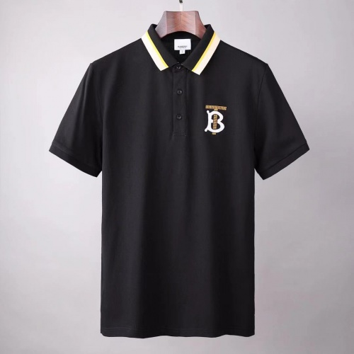 Burberry T-Shirts Short Sleeved For Men #845521