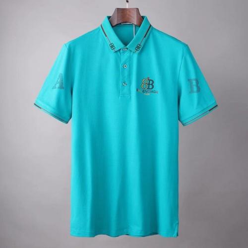 Balenciaga T-Shirts Short Sleeved For Men #845525