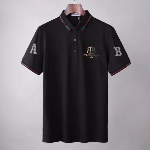 Balenciaga T-Shirts Short Sleeved For Men #845527