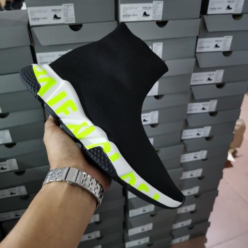 Replica Balenciaga Boots For Women #845536 $78.00 USD for Wholesale