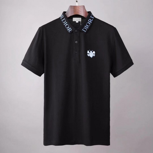 Christian Dior T-Shirts Short Sleeved For Men #845553
