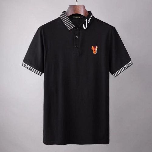 Versace T-Shirts Short Sleeved For Men #845556