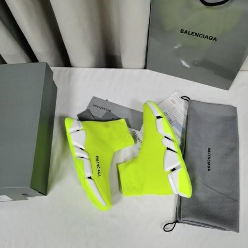 Replica Balenciaga Boots For Men #845564 $96.00 USD for Wholesale