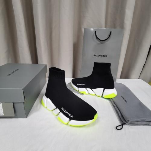 Replica Balenciaga Boots For Men #845566 $96.00 USD for Wholesale