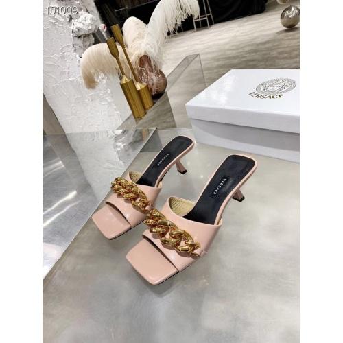 Versace Slippers For Women #845607