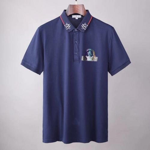 Moncler T-Shirts Short Sleeved For Men #845619