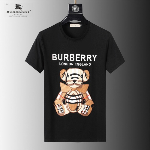 Burberry T-Shirts Short Sleeved For Men #845633