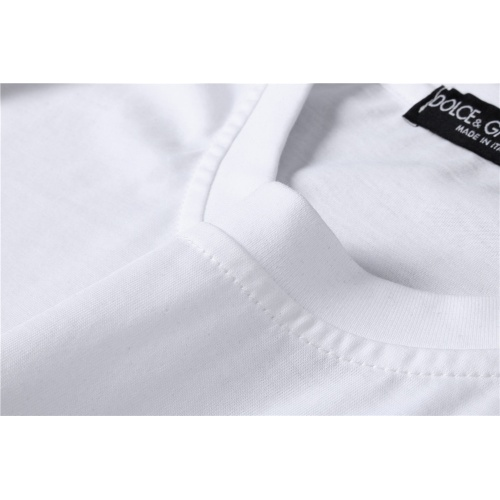 Replica Dolce & Gabbana D&G T-Shirts Short Sleeved For Men #845639 $32.00 USD for Wholesale