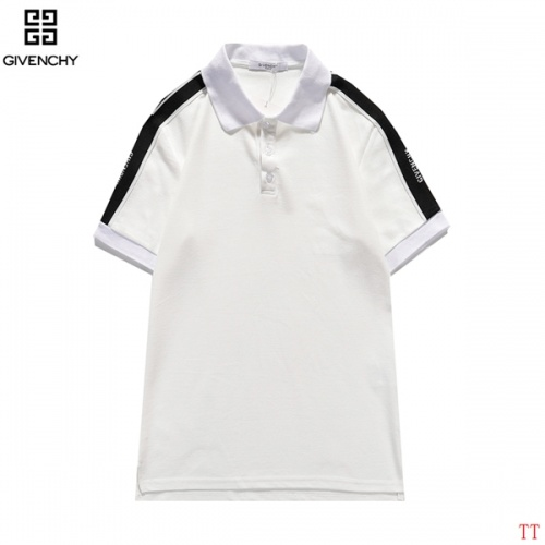 Givenchy T-Shirts Short Sleeved For Men #845657 $38.00 USD, Wholesale Replica Givenchy T-Shirts