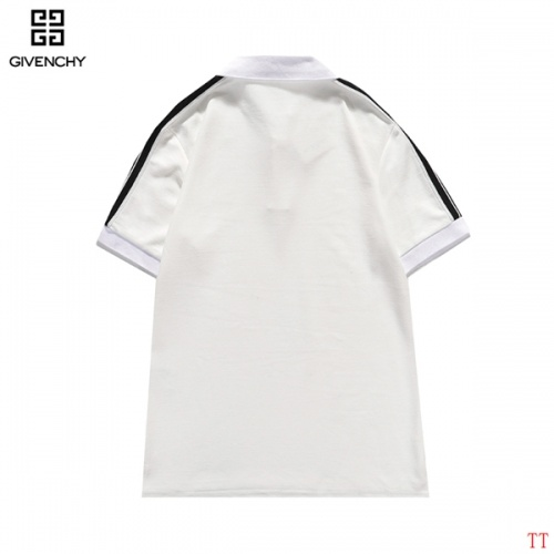 Replica Givenchy T-Shirts Short Sleeved For Men #845657 $38.00 USD for Wholesale