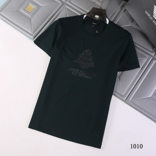 Dolce & Gabbana D&G T-Shirts Short Sleeved For Men #845676 $29.00 USD, Wholesale Replica Dolce & Gabbana D&G T-Shirts