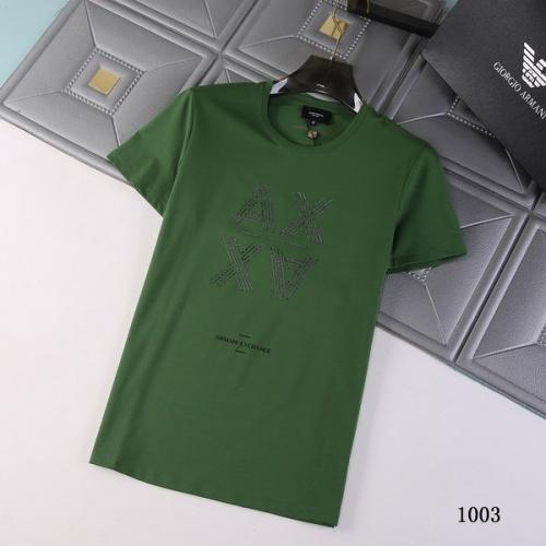 Armani T-Shirts Short Sleeved For Men #845693