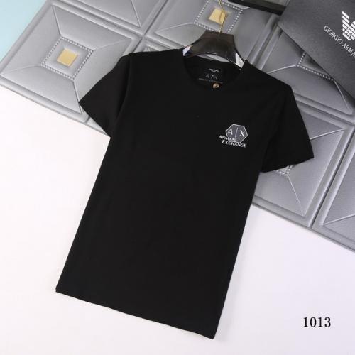 Armani T-Shirts Short Sleeved For Men #845697