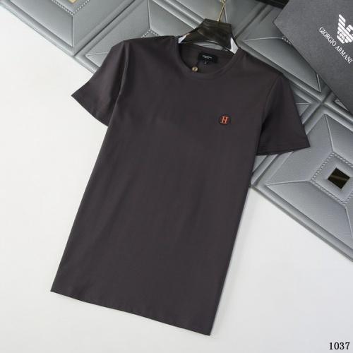 Hermes T-Shirts Short Sleeved For Men #845715