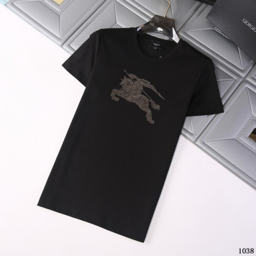 Burberry T-Shirts Short Sleeved For Men #845718