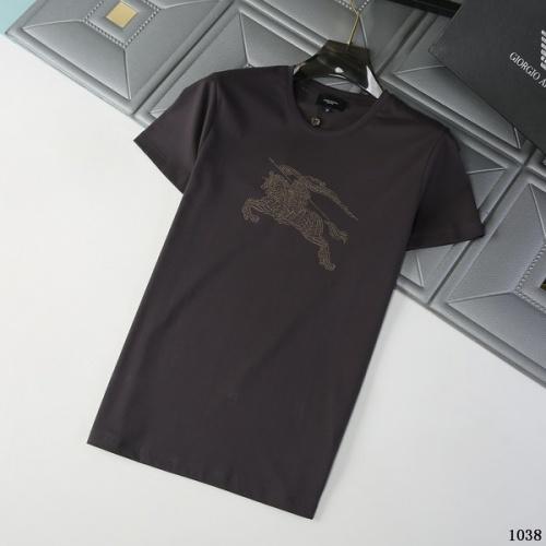 Burberry T-Shirts Short Sleeved For Men #845719