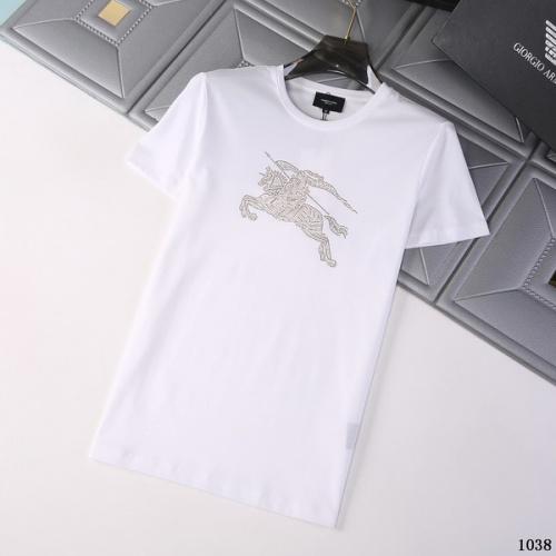 Burberry T-Shirts Short Sleeved For Men #845720