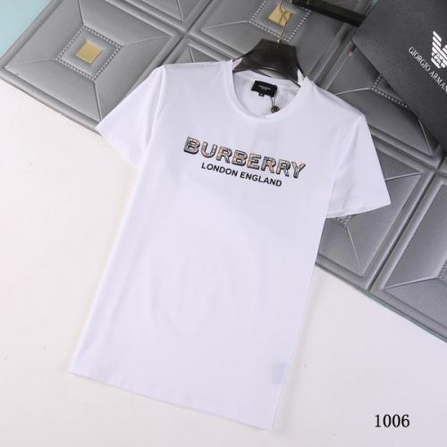 Burberry T-Shirts Short Sleeved For Men #845721