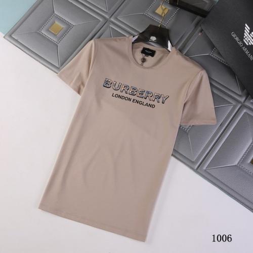 Burberry T-Shirts Short Sleeved For Men #845722