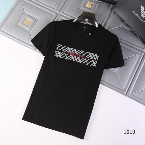 Burberry T-Shirts Short Sleeved For Men #845724