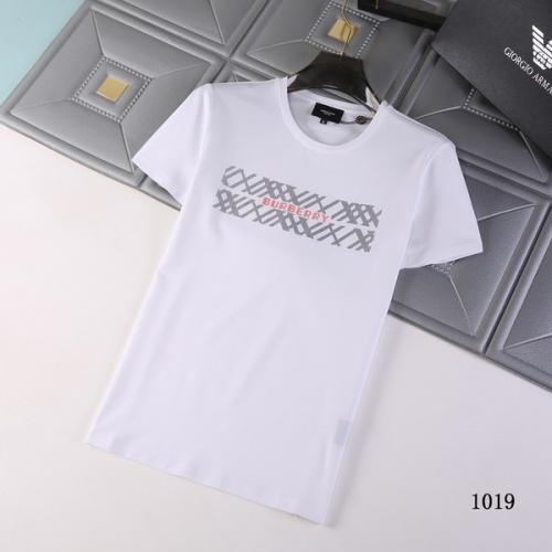 Burberry T-Shirts Short Sleeved For Men #845726