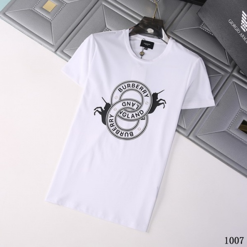 Burberry T-Shirts Short Sleeved For Men #845727